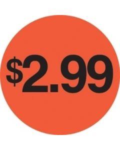 $2.99 Price Spot