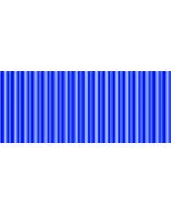 Core Wrap - Metallic Blue