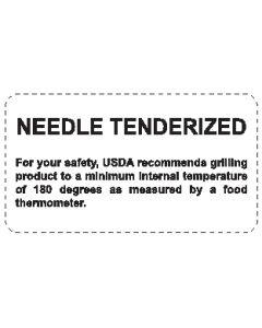 Needle Tenderized