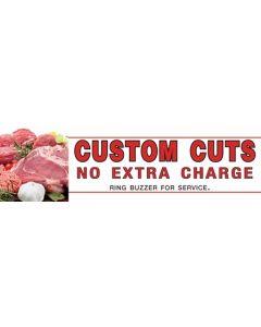 Custom Cuts Banner