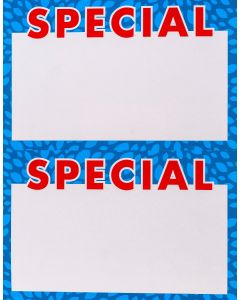 2-Color Special Blue - 2-UP