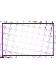 2-Color Circles - 1-UP - MINIMUM 50 PACKS