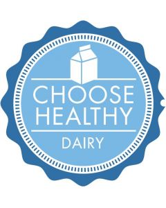 Choose Healthy - Dairy Shelf Talker