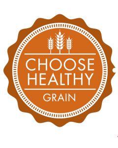 Choose Healthy - Grain Shelf Talker