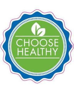 Choose Healthy Shelf Talker