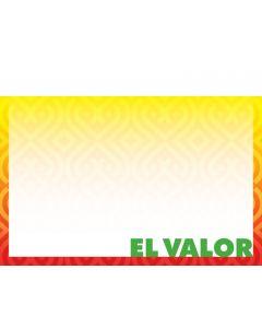 2-Color El Valor 1-UP