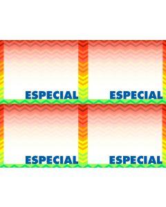 2-Color Especial 4-Up