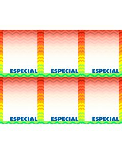 2-Color Especial 6-UP
