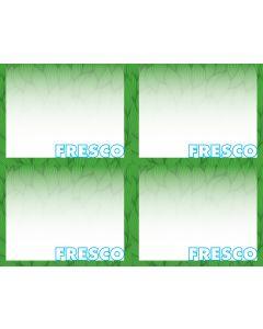2-Color Fresco 4-UP