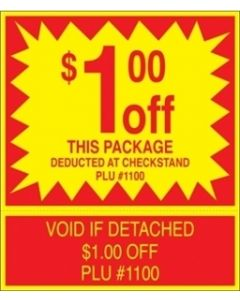 $1.00 Off Package Coupon