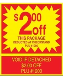 $2.00 Off Package Coupon
