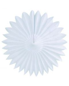 Patriotic/Fourth of July - White Fan