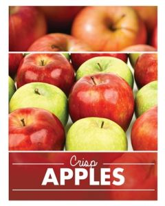 Poster Produce - Apple