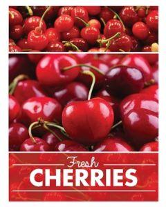 Poster Produce - Cherries