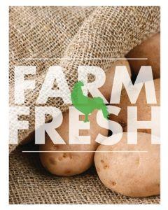 Poster - Farm Fresh B