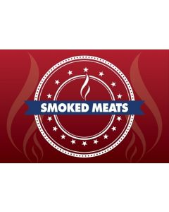 Smoked Meats - Single Sided