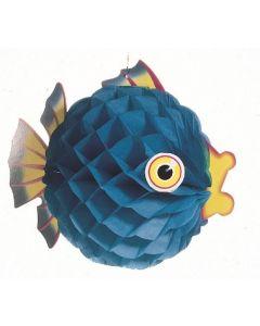 Summertime - Blue Bubble Fish